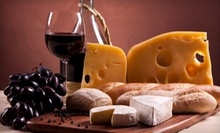 Wine-and-Cheese Pairing for Two, Intro-to-Wine Class, or a One-Month Cheese-Club Membership at Form (Up to 55% Off)