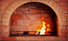 $49 for Fireplace and Chimney Cleaning from Aspen Air ($199.95 Value)
