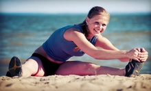 Four-, Six-, or Eight-Week Beach Boot Camp from Craig Stocker at Marina Athletic Club in Marina del Rey (Up to 81% Off)