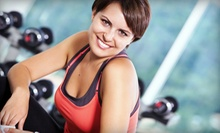 One- or Three-Month Gym Membership with Unlimited Group Training at Body Structure (80% Off)