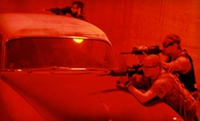 All-Day Airsoft Package for Two, Four, or Six at MooseHerd Airsoft (Up to 53% Off)