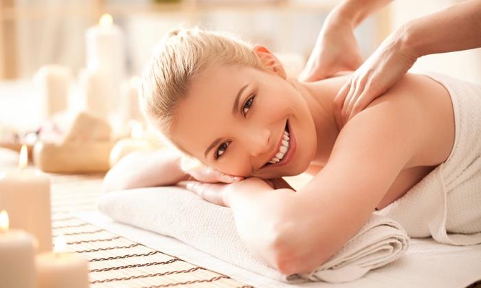 La Dolce Vita Skin & Wellness - La Dolce Vita Skin & Wellness: Full Body Massage with Manicure and Pedicure From R175 at La Dolce Vita Skin and Wellness (Up To 55% Off)
