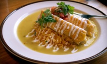 Mexican Dinner for Two or Four with Appetizer, Entrees, and Dessert at Regalito Rosticeria (Up to 47% Off)