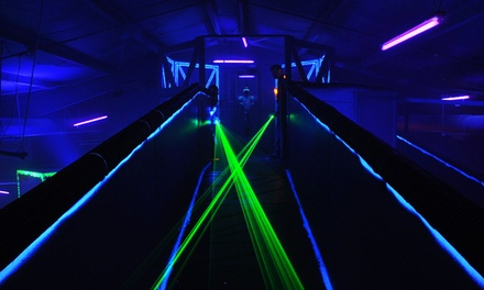 Two Games of Laser Tag for Two or Four at Ultrazone Family Entertainment (Up to 46% Off)