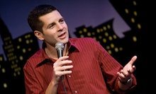 $20 for a Comedy Night with Drinks for Two at The World Comedy Club (Up to $80 Value)