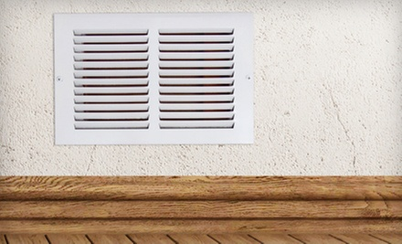 $49 for an Air-Duct and Dryer-Vent Cleaning with an AC or Furnace Checkup from US Air Solutions ($318 Value)