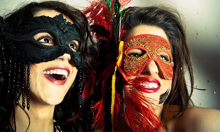 Mardi Gras Pub Crawl for One, Two, or Four on Saturday, February 14 from My Drink On (Up to 60% Off)