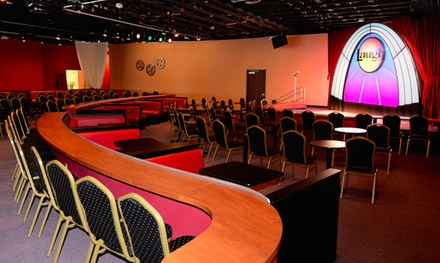 Standup Comedy at Scottsdale Laugh Factory on Thursday–Sunday Nights through August 30 (Up to 52% Off)