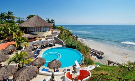 groupon daily deal - ✈ All-Inclusive Royal Suites Punta Mita Stay w/ Airfare. Price/Person Based on Double Occupancy. Incl. Taxes & Fees.