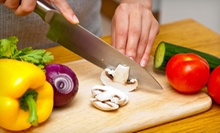 Greek Cooking Class for One, Two, or Four at Cooking Greek (Up to 57% Off)