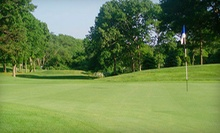 Associate Membership and Round of Golf for One or Two at Twin Brooks Golf Course (Up to 70% Off)