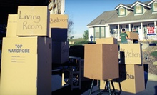 Four Hours of Local or Long-Distance Moving Services from Moving APT (Up to 52% Off)