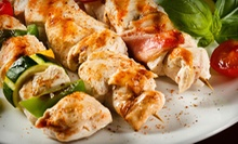 Carryout Dinner with Entrees and Sides for Two or Four from Yummy Grille by A-1 Pizza and Sub (Up to 53% Off)
