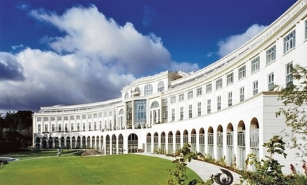 groupon daily deal - Powerscourt Estate (formerly The Ritz-Carlton Powerscourt) Vacation with Airfare; Price/Person Based on Double Occupancy