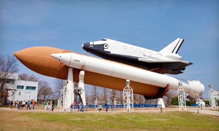 nasa space center huntsville admission - photo #29