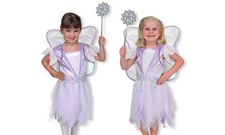 Melissa & Doug Just For Fun Fairy Role Play Set