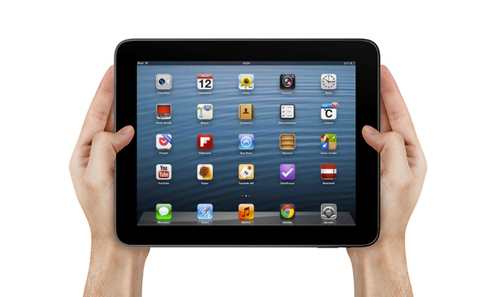Photo Direct: Refurbished Apple iPad 32GB Wi-Fi 1st Generation Including Case for £115 With Free Delivery
