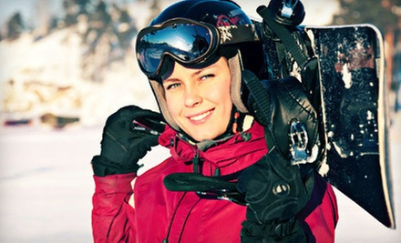 $20 for a Snowboard or Ski Tune-Up at The Movement ($40 Value)