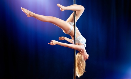 Three or Five Pole-Dancing or Sensual Silk Classes at Sensual Souls (Up to 61% Off)