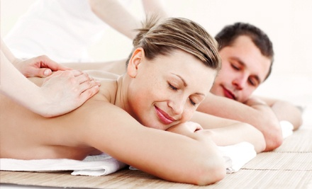 60-Minute Massage, or Express or Deluxe Couples Massage Workshop at Heart n Soul Massage Guroux (Up to 60% Off)