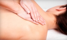 One or Two 60-Minute Swedish or Deep-Tissue Massages at My Magic Hands (Up to 54% Off)