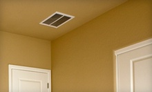 Air-Duct Cleaning and Furnace Inspection with Optional Dryer-Vent Cleaning from 1st Choice Home Services (Up to 83% Off)
