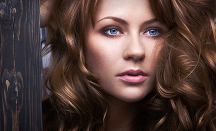Haircut and Style with Deep Conditioning or Color at E-Clips Salon &amp; Boutique (Up to 54% Off)