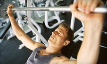Three-Month or One-Year Gym Membership with One Personal-Training Session at World Gym (Up to 66% Off)