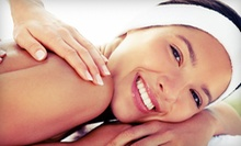 75- or 120-Minute Spa Package with Massage at Saving Face Skin Care and Massage (Up to 68% Off)