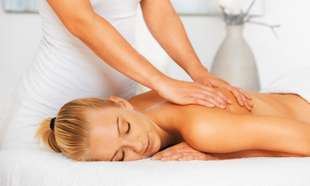 Swedish or Deep-Tissue Massage at Acuwork Acupuncture & Massage P.C. (Up to 53% Off). Two Options Available.