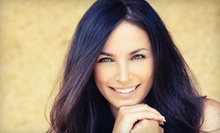 Cut and Conditioning Treatments with Stephanie Wood at Natural Concepts Salon &amp; Day Spa (Up to 75% Off)