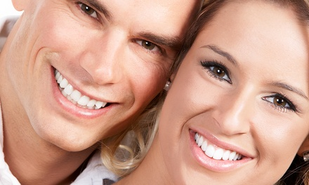 New-Patient Dental Package, Zoom! Whitening, or Zoom! Dental Package at 1st Family Dental (Up to 84% Off)