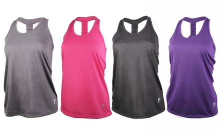 Privagio Racerback Yoga Tank Tops