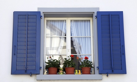 Washing for 20 Windows or Gutter Cleaning for a One- or Two-Story Home from A&A Window Cleaning (Up to 58% Off)