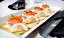 $15 for $30 Worth of Sushi and Asian Fusion for Dinner at Shiso Tavern