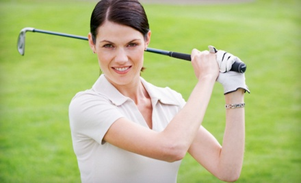 Three-Month, Six-Month, or One-Year Ladies&#x27; Golf Membership Package with Group Lesson from Diva Golf (Up to 74% Off)