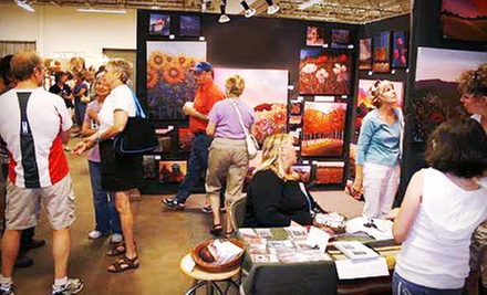 New Mexico Arts & Crafts Fair for Two or Four at Expo New Mexico on June 21–23 (Half Off)