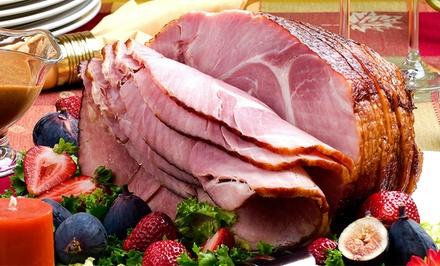 $22 for $40 Towards Bone-In Hams at The HoneyBaked Ham Company