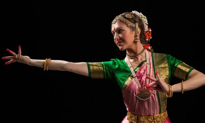 Mudrarte - Più sedi: 5 lezioni di Bollywood dance per una o due persone con Maya Devi da 19 €