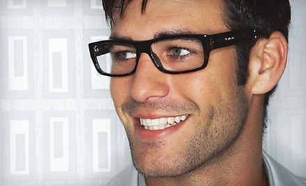 $50 for $200 Worth of Eyeglasses, Lenses, and Prescription Sunglasses at Stanton Optical