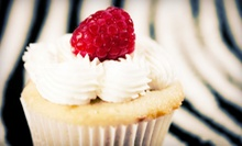 $10 for $20 Worth of Gourmet Cupcakes and Macarons at Le Cupcake