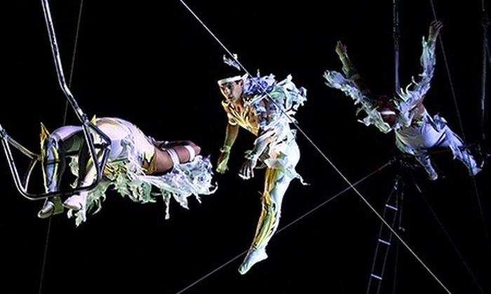 Moscow State Circus - Glasgow: Moscow State Circus: Two (£23) or Four (£36) Tickets at Intu Braehead (Up to 58% Off)