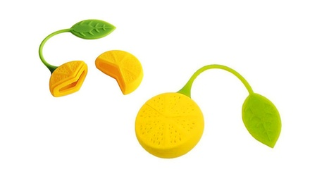 Lemon Tea Infusers; 1, 4, or 6 from $8.99–$19.99