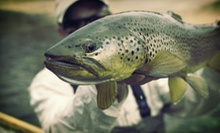 $129 for a Four-Hour Guided Fly-Fishing Trip for Two from Flys and Guides ($275 Value)
