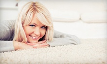 $65 for a Carpet Cleaning for Three Rooms and a Hallway or Whole House from Diamond Clean of North Carolina ($130 Value)