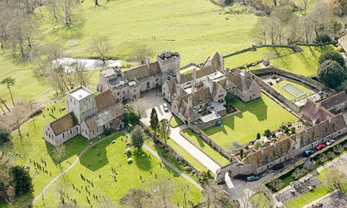 Lympne Castle Cottages Lympne Castle Cottages Kent 2