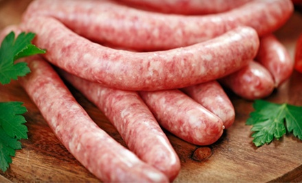 Sausage-Making Class or Home-Butchery Class with Take-Home Knives at Center Cut Meats in Albertville (Up to 61% Off)