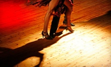 $39 for Private Lessons, Group Lessons, and Dance Party at Arthur Murray Dance Studios of Charlotte ($445.50 Value)