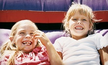 5 or 10 Unlimited Day Passes or Birthday-Party Package for 10 at House of Bounce (Up to 75% Off)