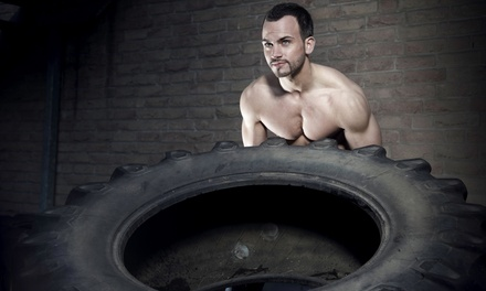 10 or 20 Classes or One Month of Unlimited CrossFit Classes at CrossFit UXO (Up to 52% Off)